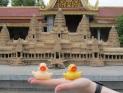 A mini Angkor Wat