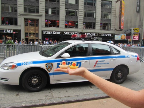 NYPDuckies