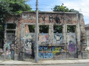 Rio de Janeiro Graffiti