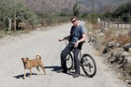 Our Cycle in Cafayate