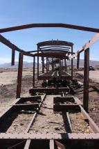 Uyuni Salt Flats Train Cemetery