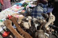 Miners Market Potosi