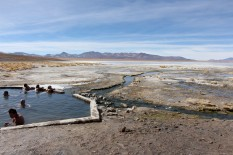 Uyuni Salt Flats Thermal Baths